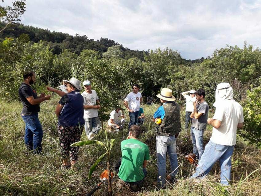 Promoção e conservação da sociobiodiversidade